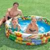 ( ขนาด 5 ฟุต ) สระน้ำเป่าลม หมึพลูห์ (147 เซนติเมตร )Winnie the Pooh Three Ring Pool 58915NP
