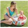 ( ขนาด 2 ฟุต ) Intex Dino Baby Pool สระน้ำเป่าลม สำหรับเด็กเล็ก ขนาด 61 x 22 ซม