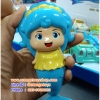 นางเงือก ดึงลาน ว่ายน้ำ ของเล่นในน้ำ ของเล่นดึงลาน (สีฟ้า สีชมพู)