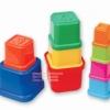 """ถ้วยเรียงซ้อน แบบ 9 ชิ้น สำหรับเด็ก """"ON-U-MIND"""" (Education Toys) ของเล่นเสริมการเรียนรู้"""