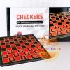 ( เกมส์ฝึกสมอง )เกมส์หมากฮอส Checkers แบบแม่เหล็ก
