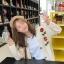 เสื้อเกาหลี พร้อมส่ง คาดิแกนไหมพรม thumbnail 4