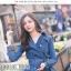 เสื้อเกาหลี พร้อมส่ง Jacket ยีน thumbnail 1
