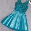 พร้อมส่ง Dress ลุคไฮโซเรียบหรู thumbnail 10