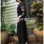 ชุดเดรสเกาหลี พร้อมส่ง เดรสยาว ลายดอกไม้สไตล์โบฮีเมียน thumbnail 6