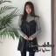 ชุดเดรสเกาหลี พร้อมส่ง MINI dress ไหมพรม thumbnail 1