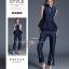 เสื้อผ้าเกาหลี พร้อมส่ง ชุด Set เสื้อคอปก thumbnail 9