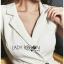 เดรสเกาหลี พร้อมส่ง สูทเดรส สีขาวตกแต่งเข็มขัด thumbnail 7