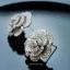 พร้อมส่ง Chanel earring งานเพชร CZ แท้ฝัง thumbnail 5