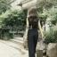 พร้อมส่ง Jumpsuit ชุดกางเกงจั๊มสุทขายาวสีดำ thumbnail 2