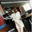 พร้อมส่ง Mini Dress มินิเดรสสูทสั้นคอปก thumbnail 7