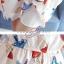 เดรสแฟชั่น ผ้าไหมญี่ปุ่นลายปลา พร้อมส่ง thumbnail 8