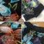 ชุดเดรสเกาหลี พร้อมส่ง เดรสสั้น ปักทอลายดอกไม้สีสวย thumbnail 8