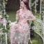 ชุดเดรสเกาหลี พร้อมส่ง Dress ชุดกระโปรงยาว thumbnail 10
