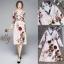 เสือผ้าเกาหลี พร้อมส่ง เสื้อผ้า cotton พิมลายสวย thumbnail 10