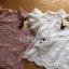 พร้อมส่ง เสื้อลูกไม้มี2สี ชมพูกับขาว thumbnail 13