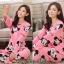 เสื้อผ้าเกาหลี พร้อมส่ง ชุดนอนแบรนด์ดัง Disney thumbnail 5