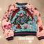 เสื้อเกาหลี พร้อมส่ง Jacket Gucci ปักผีเสื้อ thumbnail 5