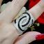 พร้อมส่ง Chanel Ring เพชร CZ แท้ thumbnail 4