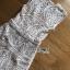 พร้อมส่ง เดรสผ้าลูกไม้สีขาวพร้อมซับในสีเนื้อ thumbnail 11