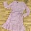 พร้อมส่ง Dress ผ้าลูกไม้เนื้อผ้าเกรดดี thumbnail 5