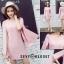 เดรสเกาหลี Mini dress ดีไซร์แขนผ่าเก๋ๆ thumbnail 1