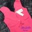 พร้อมส่ง Playsuit สุดหวาน สีชมพู น่ารัก thumbnail 7