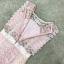 พร้อมส่ง เดรสแขนกุดงานน่ารัก ลูกไม้ thumbnail 9
