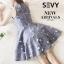 พร้อมส่ง Mini dress ลุคคุณหนูน่ารัก thumbnail 4