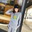 เสื้อผ้าเกาหลี พร้อมส่ง เสื้อ+กางเกง Gucci 2017 thumbnail 3