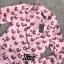 เดรสเกาหลี พร้อมส่ง Dress ทรงสูท ลายดอกไม้ thumbnail 4