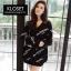 เสื้อเกาหลี พร้อมส่ง Kendall Jenner thumbnail 1