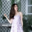 ชุดเดรสเกาหลี พร้อมส่ง mini dress สายเดี่ยว ทรงเข้ารูป thumbnail 9