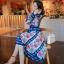 ชุดเดรสเกาหลี พร้อมส่ง Dress Dolce&Gabbana thumbnail 4