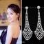 พร้อมส่ง Diamond Earring ต่างหูเพชร CZ thumbnail 2