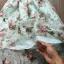 พร้อมส่ง Mini Dress สั้นลายดอกไม้ thumbnail 10