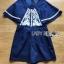 เสื้อผ้าเกาหลี พร้อมส่ง เพลย์สูทแขนบาน thumbnail 12