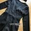 เสื้อผ้าเกาหลี พร้อมส่ง จั๊มสูทสีดำ thumbnail 9