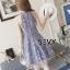 พร้อมส่ง Mini dress ลุคคุณหนูน่ารัก thumbnail 5