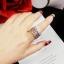 พร้อมส่ง Diamond Ring แหวนเพชร CZ แท้ thumbnail 4