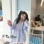 เสื้อเกาหลี พร้อมส่ง เสื้อเชิ้ตสไตล์เดียวกับตุ๊กตา Bylthe thumbnail 15