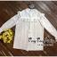 เสื้อแฟชั่นเกาหลี สไตล์เจ้าหญิง พร้อมส่ง thumbnail 7