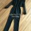 พร้อมส่ง Jumpsuit ชุดกางเกงจั๊มสุททรงขายาวสีดำ thumbnail 8