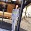 เสื้อผ้าเกาหลี พร้อมส่ง เสื้อ+กางเกง Gucci 2017 thumbnail 4