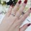 พร้อมส่ง Diamond Ring งานเพชรสวิส thumbnail 4
