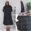 ชุดเดรสเกาหลี พร้อมส่ง Maxi dress แขนเว้า thumbnail 3