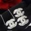 พร้อมส่ง Chanel Earring & Necklace thumbnail 1