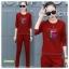 เสื้อผ้าแฟชั่นเกาหลี พร้อมส่ง ชุด Set เสื้อคอกลม thumbnail 10