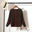 เสื้อเกาหลี พร้อมส่ง เสื้อ knit กุชชี่ ทรงแขนพอง thumbnail 14