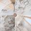 ชุดเดรสเกาหลี พร้อมส่ง แม็กซี่เดรส ผ้า organza thumbnail 8